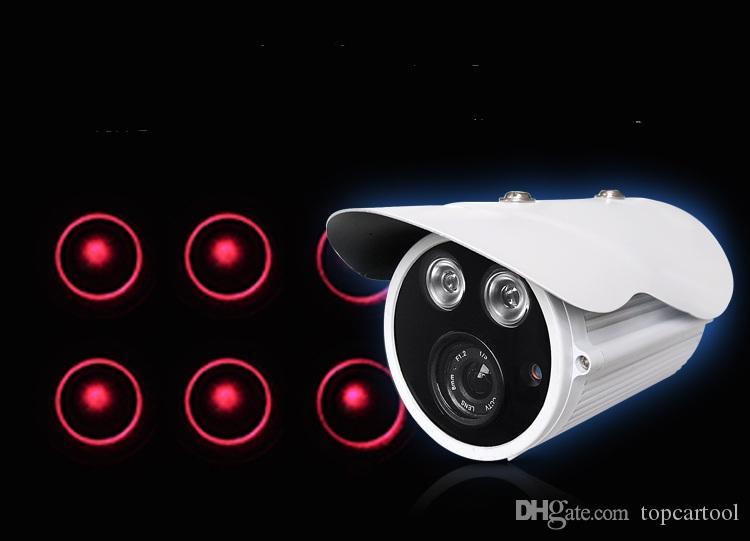 12V 60m LED Array IR Illuminator Lampada a infrarossi Lampada a infrarossi LED Light Outdoor Impermeabile telecamera telecamera CCTV Camera 6 Arey IR Light