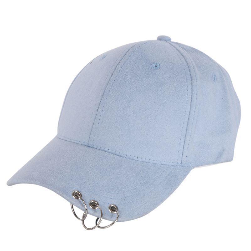 464f5849f6c0b Wholesale Women Baseball Baseball Caps Snapback Men Dance Show Hip Hop Hats  With Rings D32 Flexfit Hats For Men From Xiacao