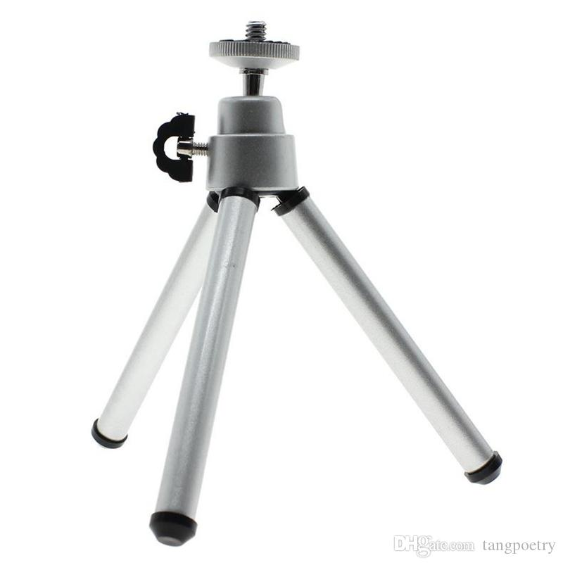 Universal Mini 360 Rotating Extendable Mini Tripod + Stand Holder For Samsung Note 3 Galaxy S5 iPhone 5S 4S for galaxy note