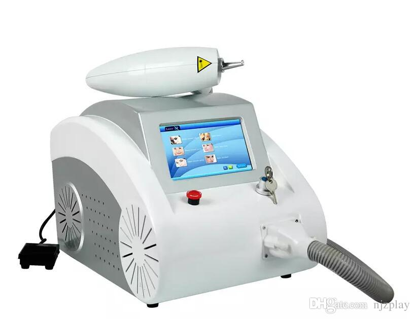 Factory Price !!! 2000MJ Touch screen 1000w Q switched nd yag laser beauty machine tattoo removal Scar Acne removal 1320nm 1064nm 532nm