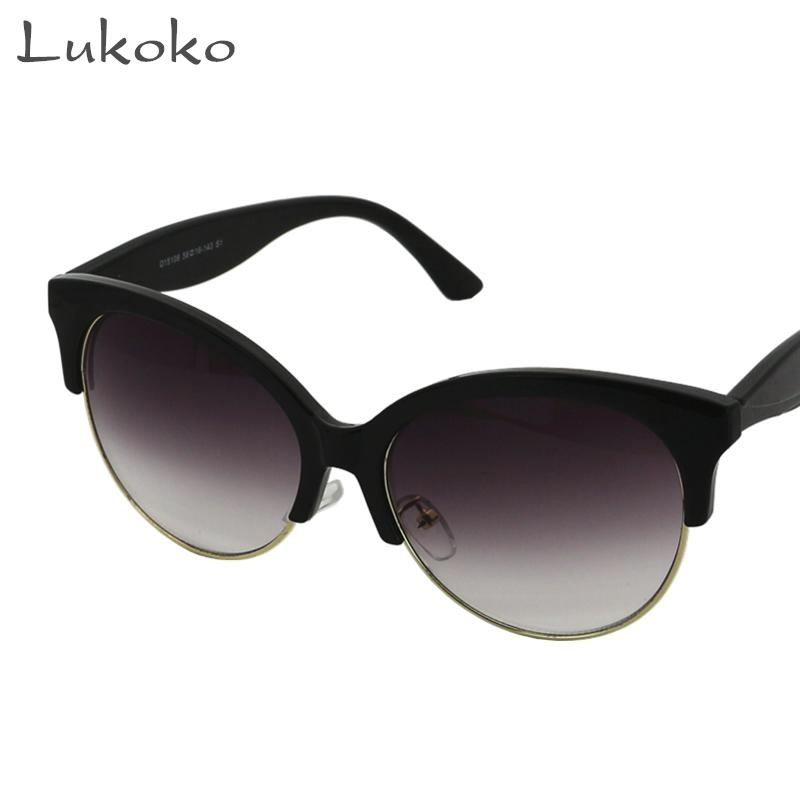 865c476032b Lukoko Retro Sun Vintage Sunglasses Women s Glasses Luxury Brand ...