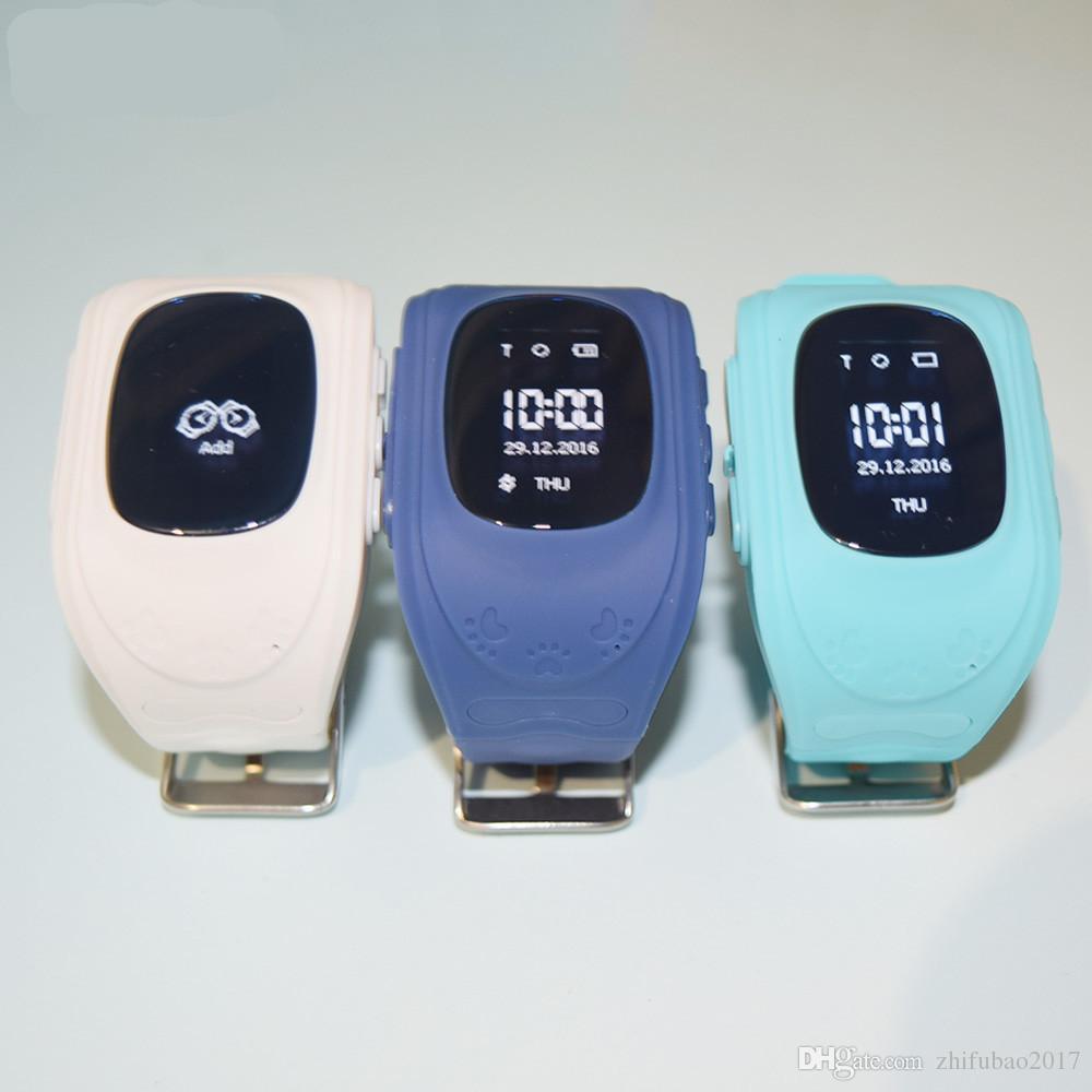 Q50 GPS Smart Kid Безопасные умные Часы SOS Call Location Finder Локатор Трекер для Детей Анти Потерянный Монитор Детские Сын Наручные Часы