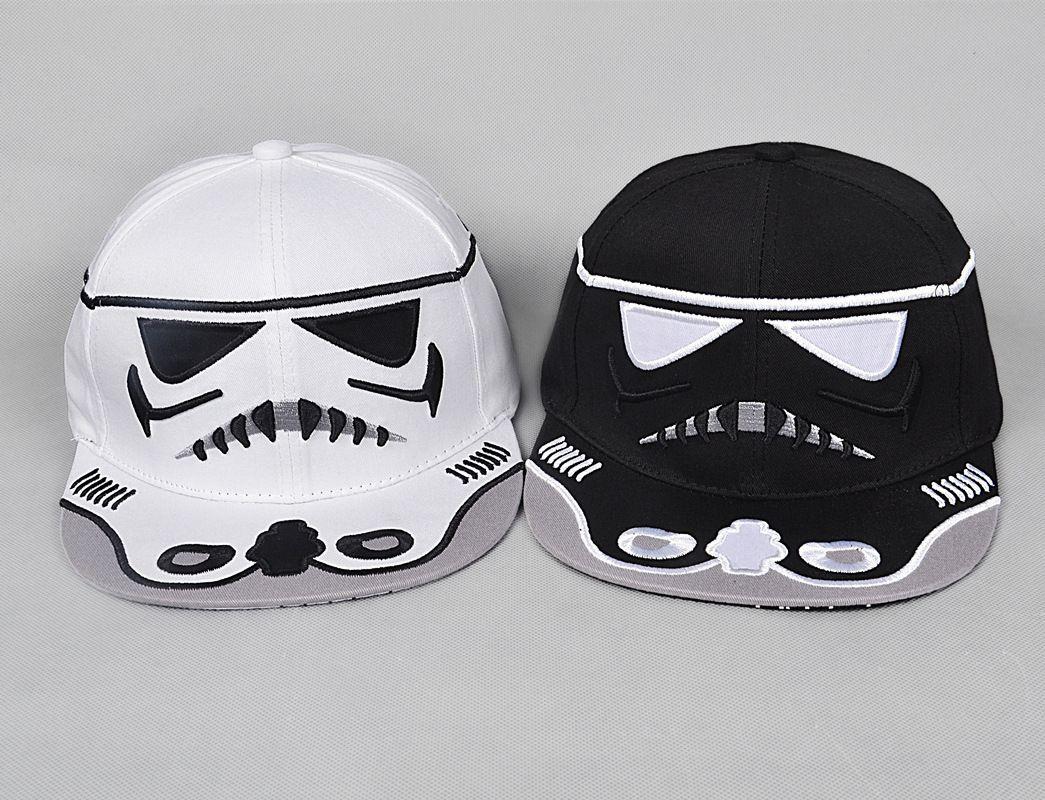 Imperial Stormtrooper Trooper Letter Baseball Cap Snapback Hats For Men  Women bb752e0c9d78