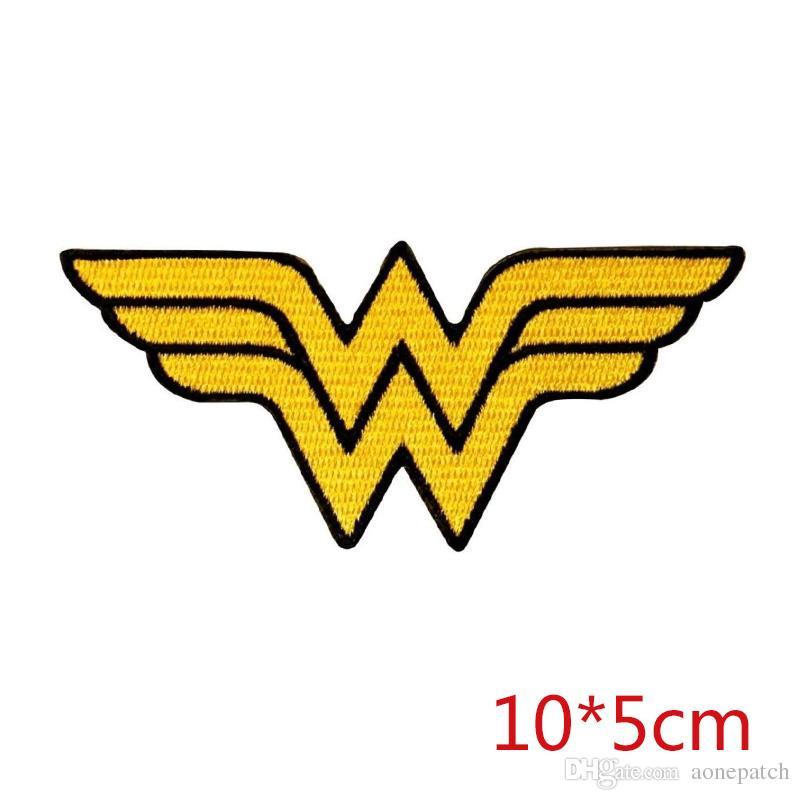 Compre Mulher Maravilha Logotipo Simbolo Superhero Emblema Dc