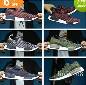 Adidas NMD R1 Tricolor Stripes