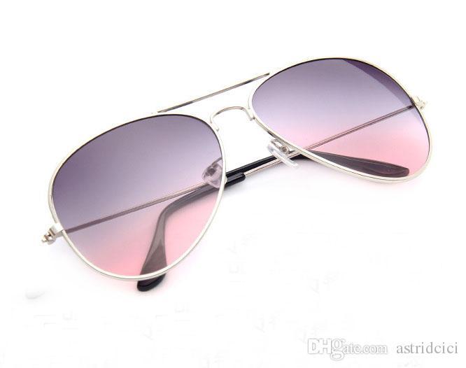 de7d19d346 Fashion Rainbow Colorful Sunglasses Female UV400 Protection Women S Glasses  High Quality Eyeglass Girls  Eyewear HOT SELLING !