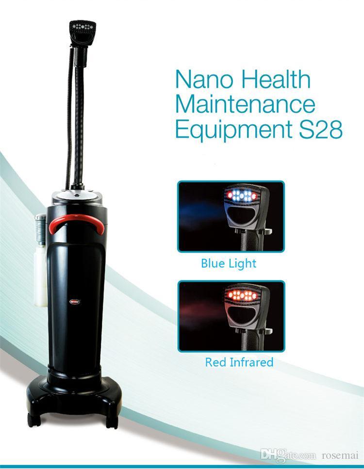 SEYARSI 나노 건강 관리 장비, 아로마 헤어 트리트먼트 헤어 케어 기계, 중국 허브 aromatherapyS28