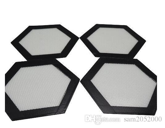 500pcs/lot nonstick Silicone Fiberglass Silicone Mats with logo ,kitchen  Silicon Baking Mat