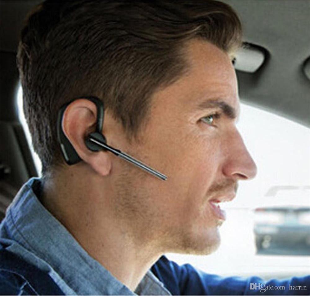 Universal Black Steeo Sports Wireless Bluetooth 4.0 In-Ear Celular Teléfono Auriculares Auriculares Accesorios para automóviles 3016