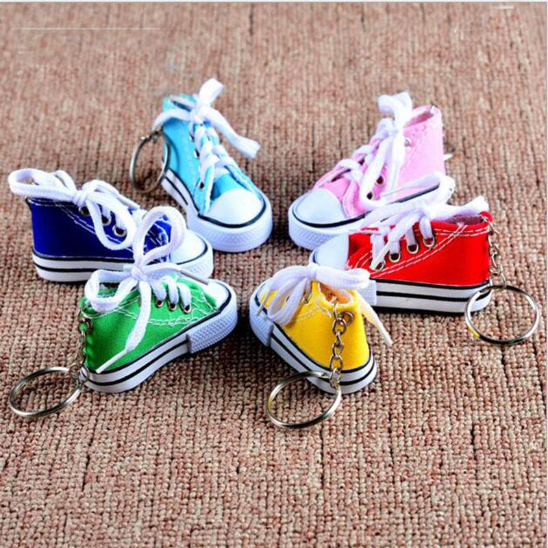 Mini 3D Sneaker Keychain Canvas Shoes Key Ring Tennis Shoe Chucks Keychain  Favors 7.5 7.5 3.5cm Novelty Dad Gifts Novelty Festival Items From  Hopestar168 4a65d5734a