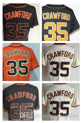 competitive price d7c2d a697a sweden brandon crawford jersey 80881 4c02d