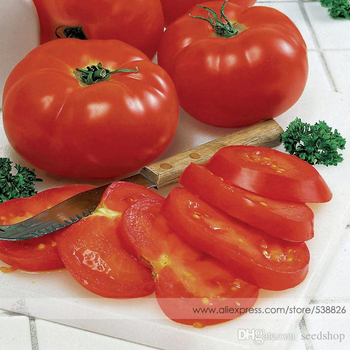 Super Rare Red Giant Competition Russian Heirloom Tyazeloves Tomato seeds vegetable seeds for garden plant NO-GMO
