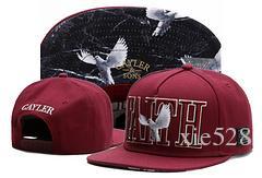 515f6816a2105 Fashion Red Eagle CAYLER   SON Snapback Caps Bone Baseball Cap Hats ...