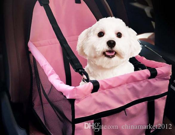 كلب طوي غطاء مقعد سيارة للمقعد الخلفي مقعد أرجوحة نمط غطاء مقعد السيارة في الهواء الطلق للكلاب بلون