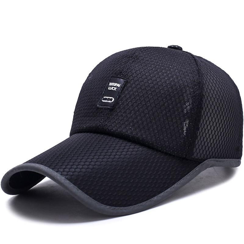 bdae1393d91b7 Wholesale KUYOMENS Summer 2017 Brand New Mens Hat Sun Outdoor Caps Letter  Bat Unisex Women Men Hats Baseball Cap Snapback Casual Caps Wholesale Hats  Caps ...