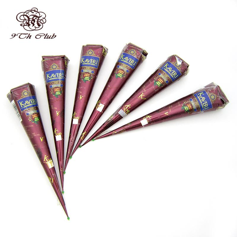 Henna Tattoo Cones For Sale: Wholesale Natural Brown Indian Henna Tattoo Paste Cones
