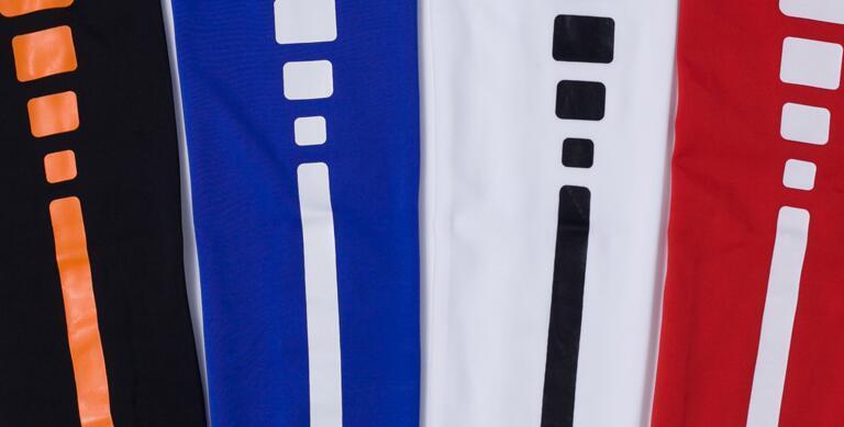 Alta Qualidade Mens Sports Basketball Tiro de Compressão Ciclismo Manga Braço Protetor de Cotovelo Almofadas Almofadas de Apoio Brace Arm Warmers