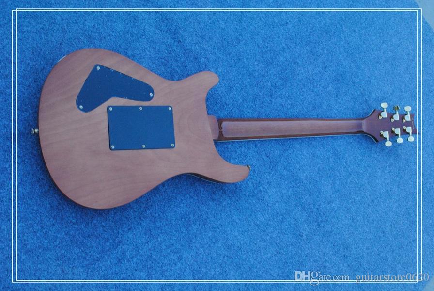 Специальный зазор китайская гитара электрогитара 100% так же, как фотографии черное дерево прямая бесплатная доставка