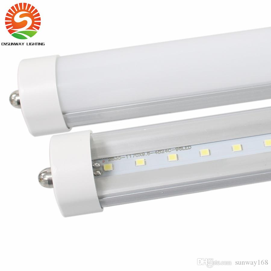 Fa8 8ft cooler lights led tube light 45w t8 2400mm leds fluorescent fa8 8ft cooler lights led tube light 45w t8 2400mm leds fluorescent light warm natural cool white high quality fluorescent tube lights t8 tube from arubaitofo Choice Image