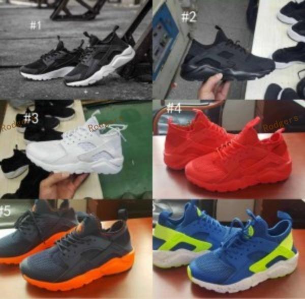 6991f7ac7f30 2017 Air Huarache Run Ultra BR 4 IV Running Shoes For Men Women