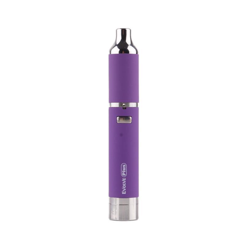 Authentic Yocan Evolve-C Evolve-D Evolve Plus Colmena 2.0 Starter Kits Cera seco de hierbas Pen vaporizador 650 / 1100mAh atomizador batería 100% genuino