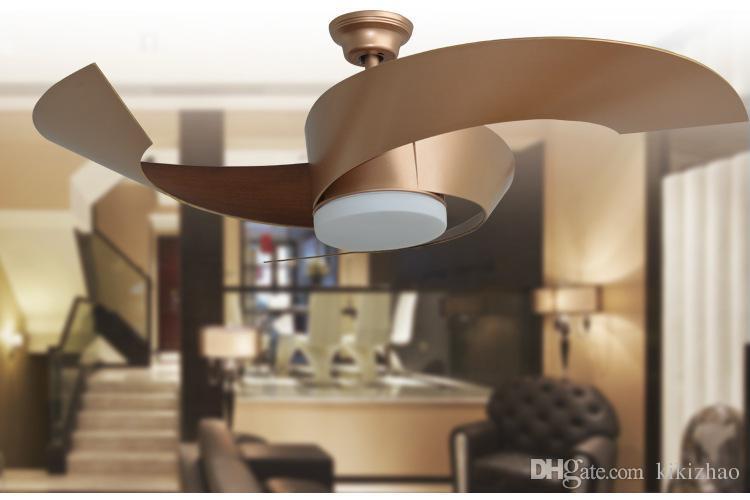 Großhandel Inverter Deckenventilator Licht Esszimmer Wohnzimmer  Schlafzimmer Deckenventilatoren Led Moderne Fernbedienung Mode Haushalts  Ventilator ...