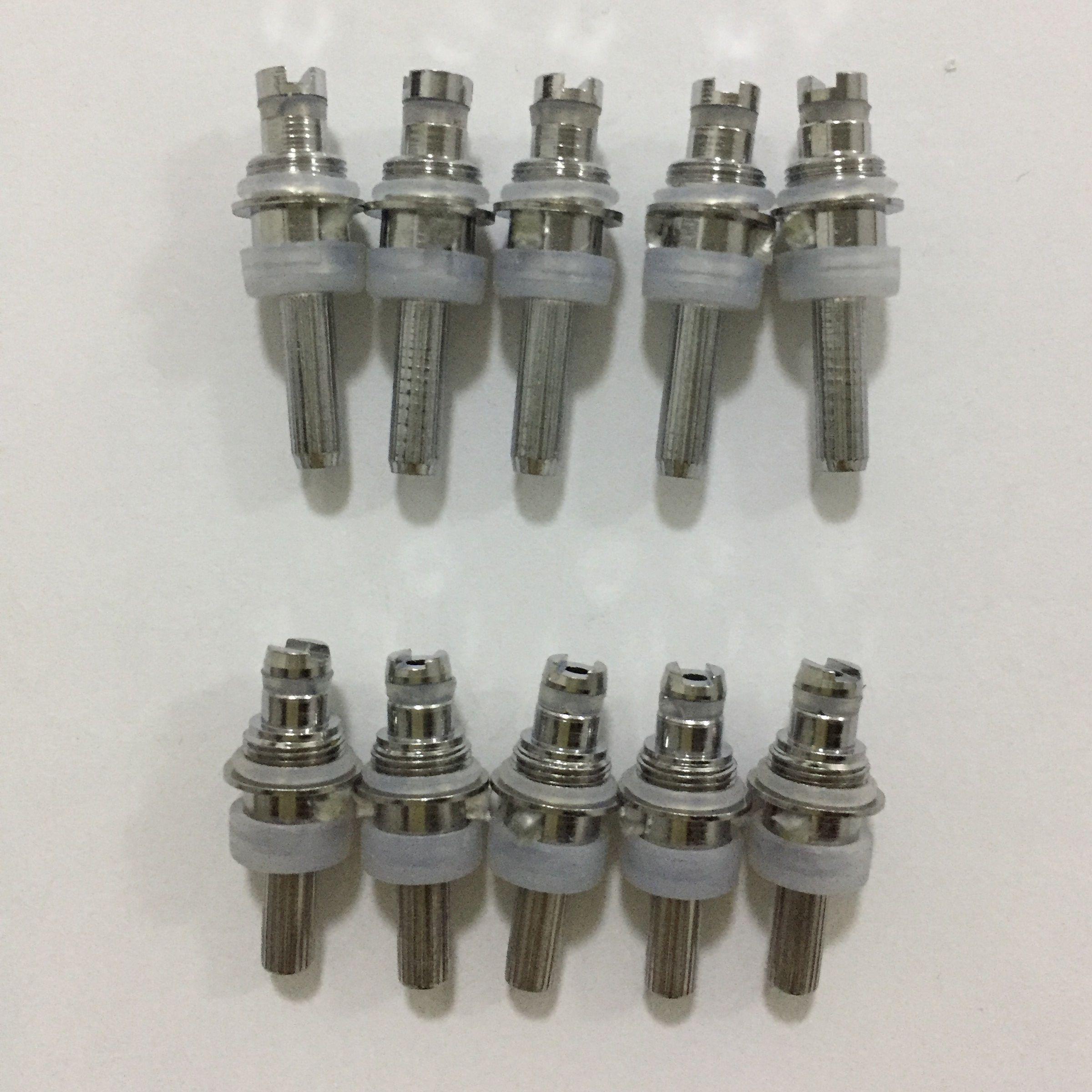 Atomizer Wymiana Cewka dla MT3 H2 T3S T4 Protan 1 2 Mini Protank Karomizer Clearomizer Wymiana Odpinana Head Head Bestvorseller