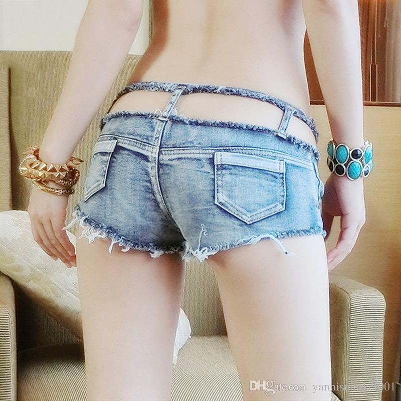 Sexy jeans short