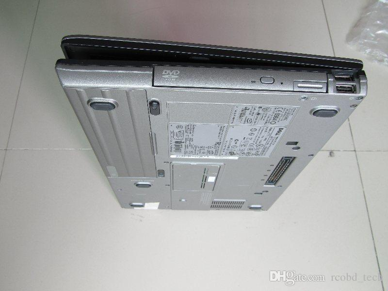 alldata v10.53 installed in laptop for dell d630 hdd 1tb for cars and trucks ready to use