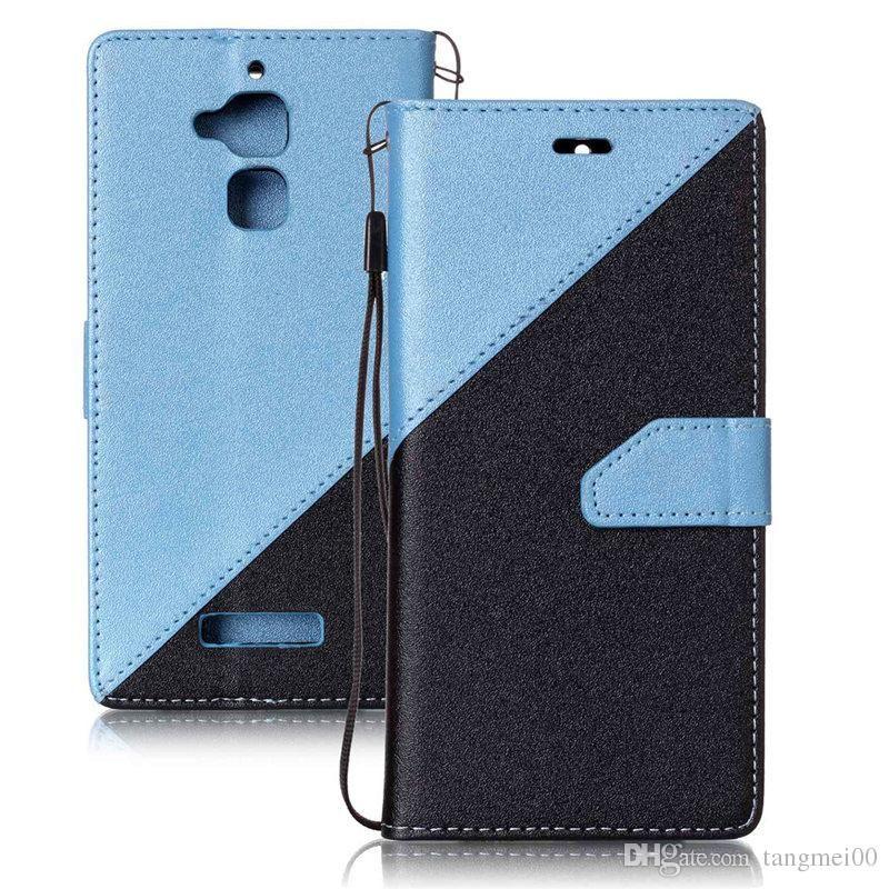 best website 16391 7b95a Zenfone 3 Max ZC520TL Case Retro Luxurious PU Leather Wallet Flip Cover for  Asus Zenfone 3 Max ZC520TL Solid Color Protective Case
