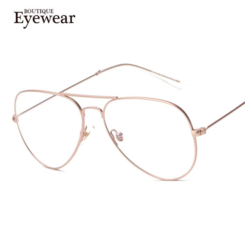 40215a775b Cheap Gold Semi Frame Eyeglasses Best New Style Frames Eyeglasses