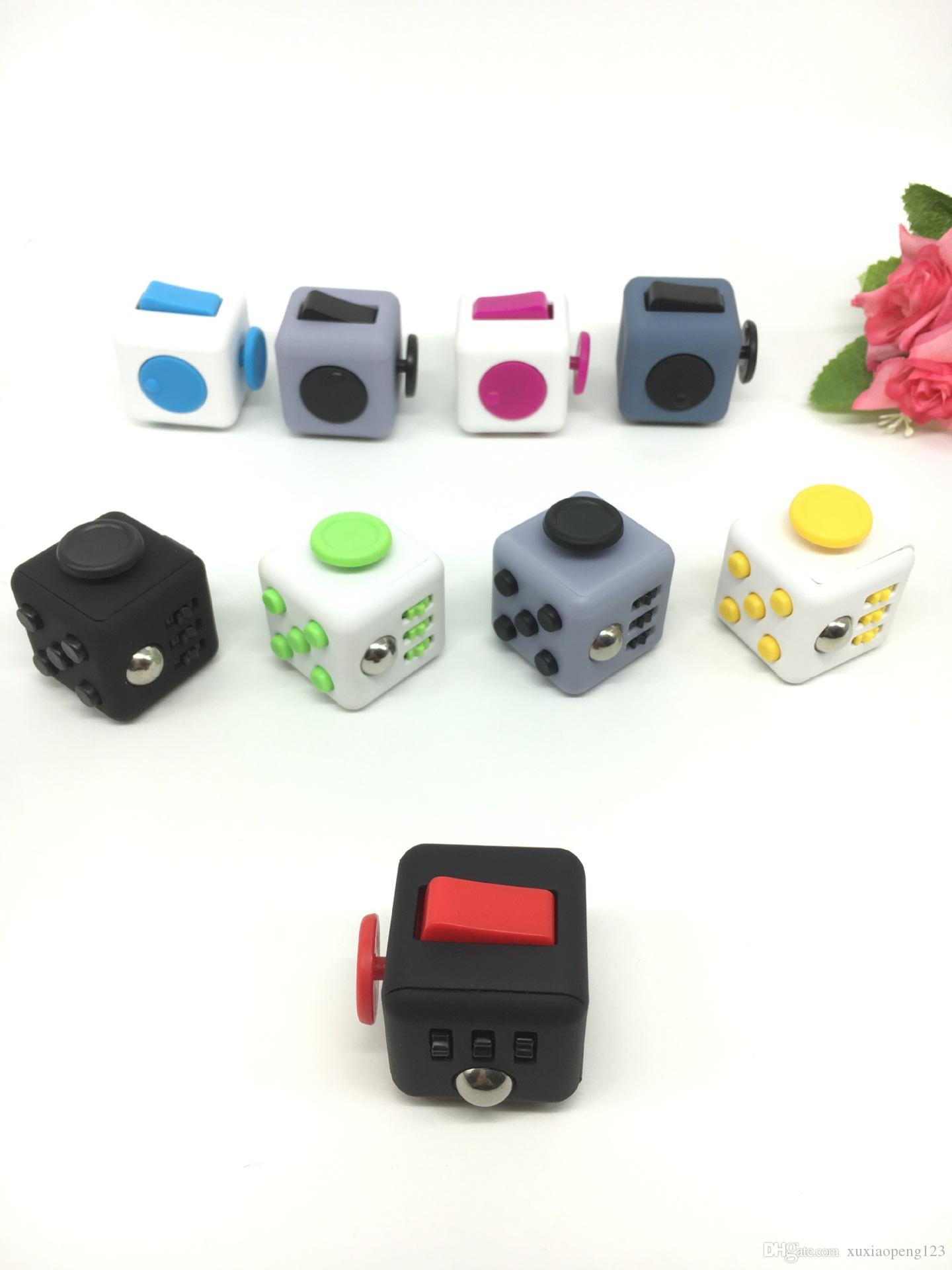 Cool Bffa50 Fid Cube Stress Relief Toys Wholesale For Kids And