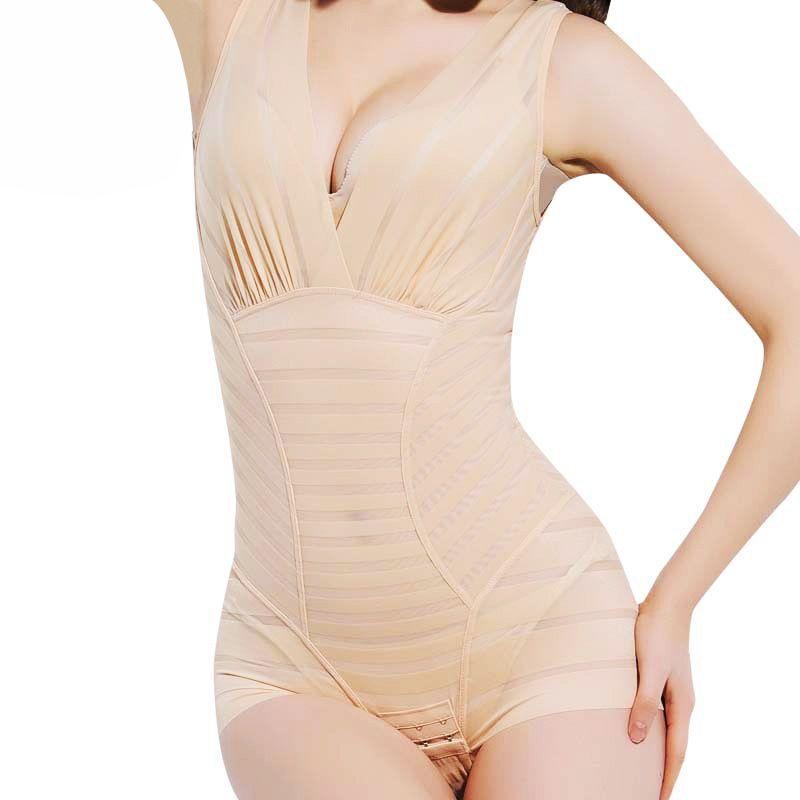 69f3e8834c Wholesale- Women Slim Shapewear Body Shaper Control Waist Cincher ...