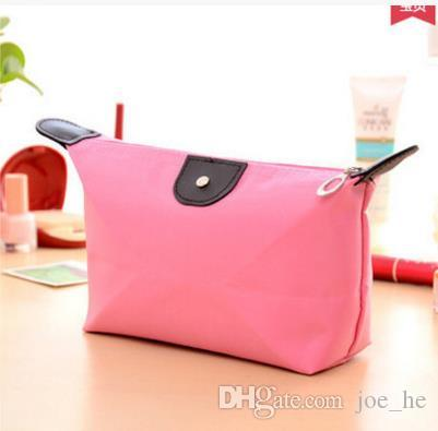 Candy Cute 2017 Women's Lady Travel Makeup Bags Cosmetic Bag Clutch Handbag Hanging Toiletries Travel Kit Jewelry Organizer Casual Purse