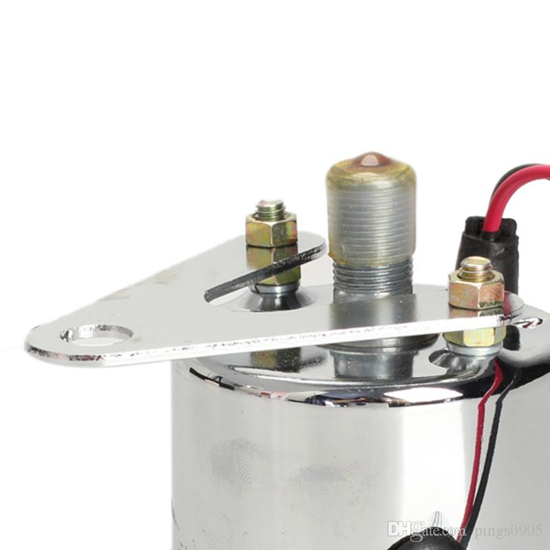 Universal Motorcycle Electronic Speedometer Moto Refit 1400RPM Analog Tachometer Gauge Dual Odometer w/ Night Light
