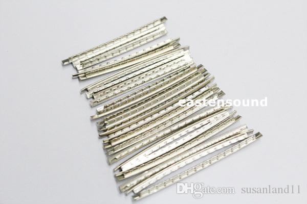 ST için 24 adet paslanmaz çelik Fret Seti, LP, SG elektro gitar 2.7mm