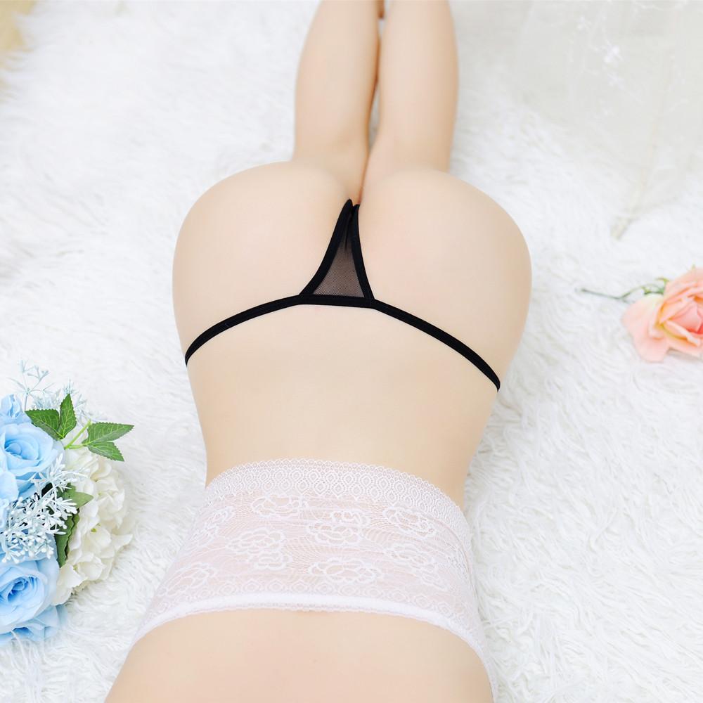 2016 Seksi Kadın Thongs G-String Iç Çamaşırı oymak Dantel Inci Düşük Bel Hollow Dikişsiz Külot Külot Iç Çamaşırı Külot