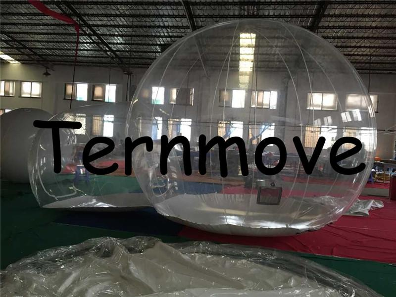 clear Bubble tent01