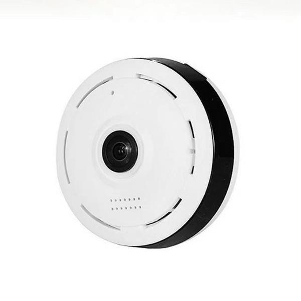 Panoramica WIFI Globo Mini IP Camera Night Vision Telecamera a 360 gradi la rilevazione di movimento della telecamera Telecamera P2P wireless Telecamera di sicurezza la casa