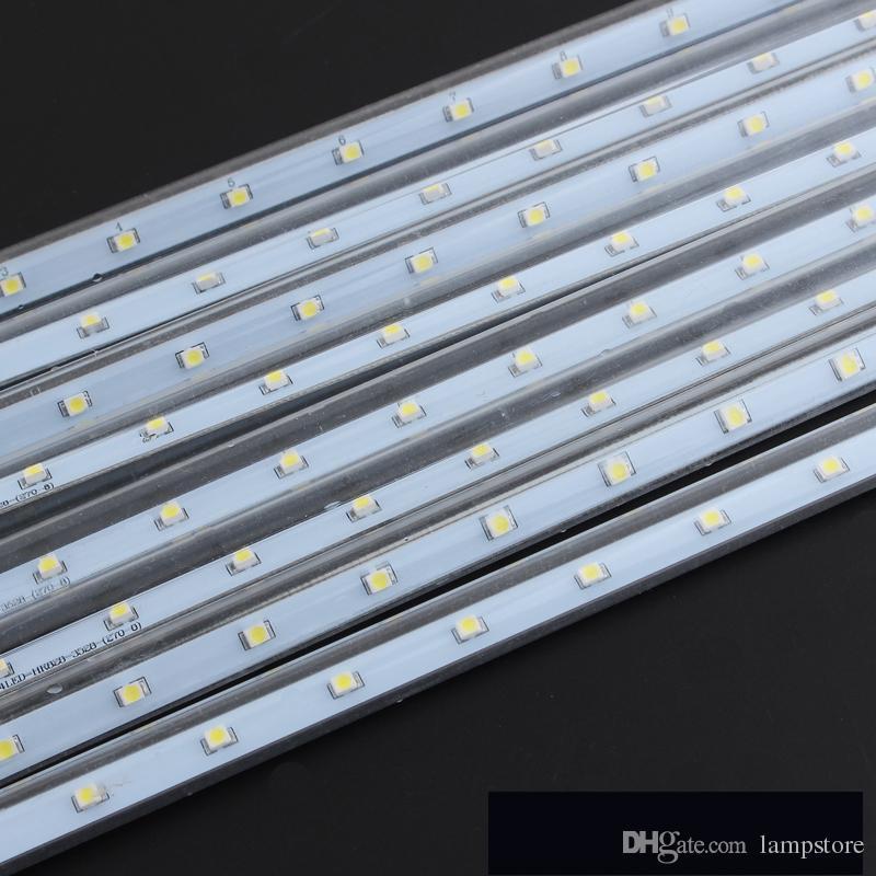 30 cm wasserdicht Meteorschauer Regen Tubes LED-Licht für Party Hochzeitsdekoration Weihnachten Urlaub LED Meteor Licht 100-240 V UK US Stecker