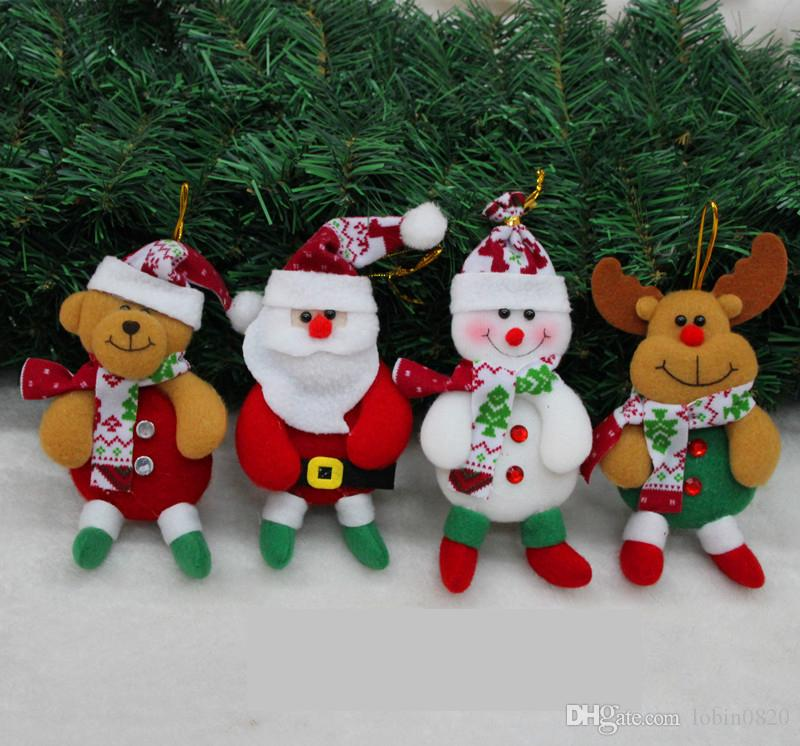 christmas santa snowman deer bear christmas tree decoration boot glove post mailer little angle ornamentsdecoration sale christmas decor sale christmas
