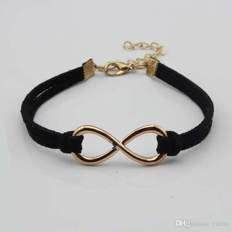 Wholesale Hand Jewelry Velvet Line Alloy Bracelet Casual Personality Fashion Handmade Woven Bracelets Vintage Bracelet For Women Gift