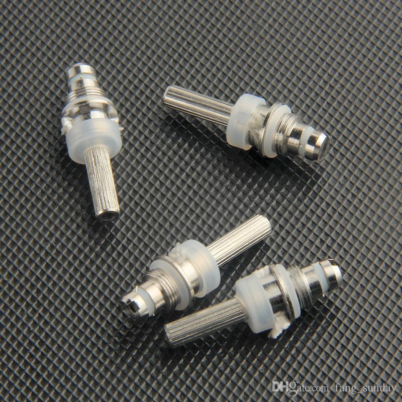Запасной резервуар MT3 eGo CE4 Картомайзер Нижние нагревательные спирали 2.4 мл Ручки Vape eCig для испарителя GS H2 Mini Protank 1 2 Распылитель