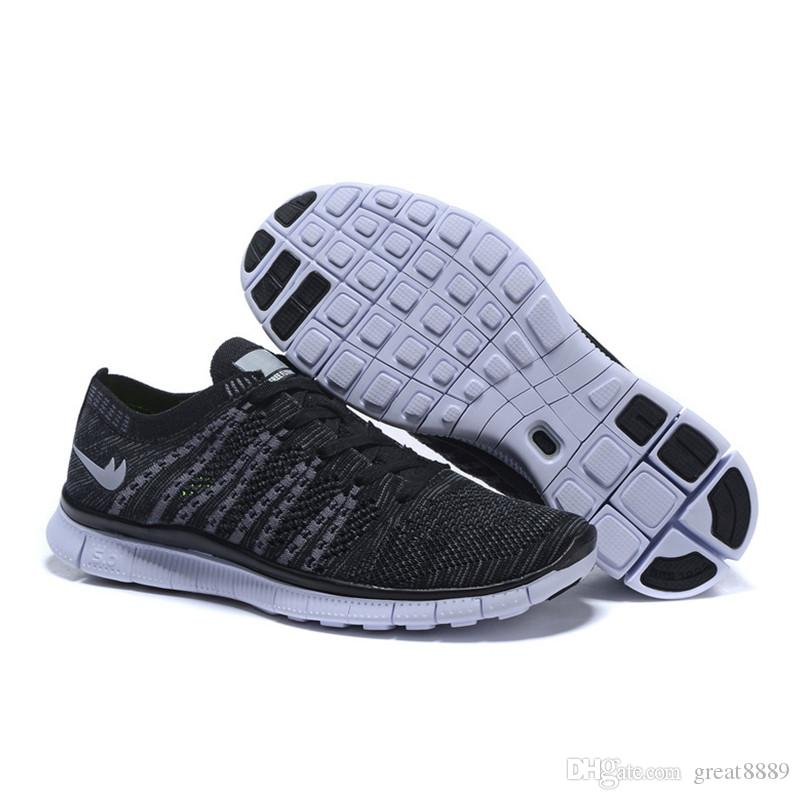 f012ced770b7c Wholesale Free 5.0 Fly Run Running Shoes Gym Mens Black Runings Shoe ...