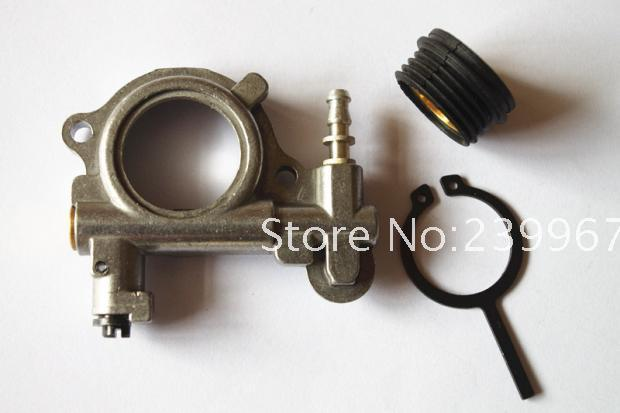 Oil Pump & Worm for STIHL 024 026 MS240 MS260 MS261 Gasoline Chainsaw 2 Stroke Engine Garden Tools Spare Parts