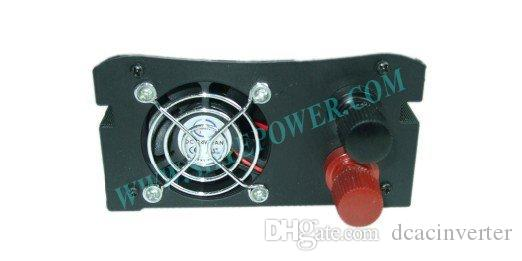 CC à AC type onduleur solaire, 48v à 110v 220v Pure Sne Wave Converter 300w Invertor