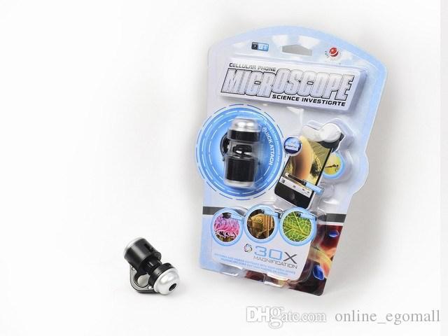 Fisheye objektiv test neues handy universal ordner mikroskop mit