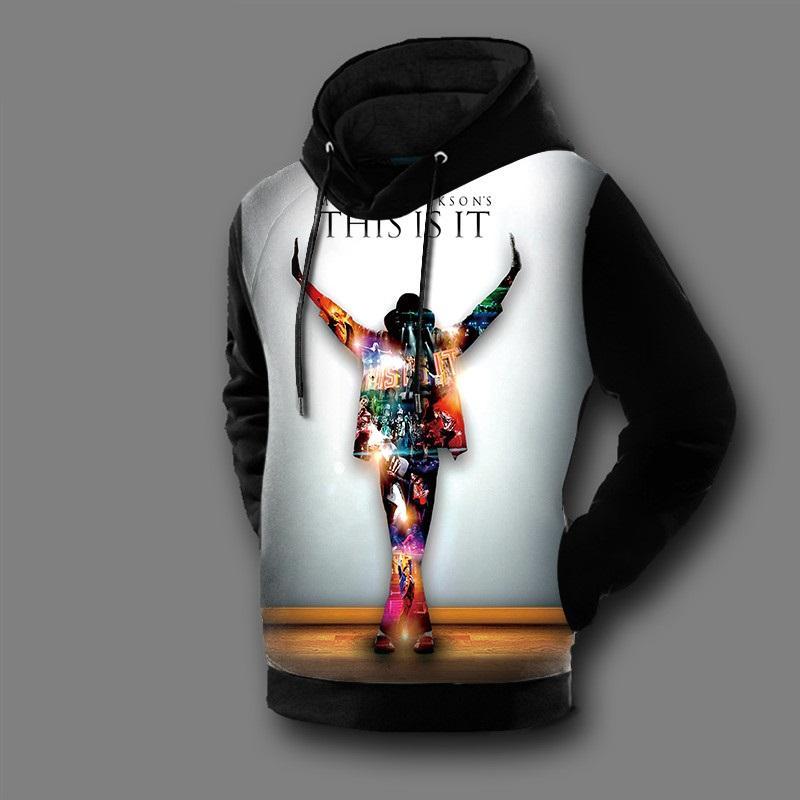 michael jackson sweatshirts and hoodies