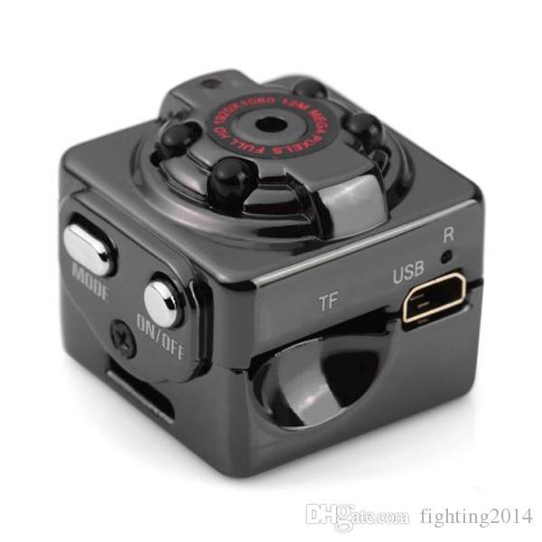 SQ8 Mini Camera Full HD 1080P Night Vision Wide angle 12.0MP CMOS Motion Detection mini DVR Audio Video Camera Sports DV