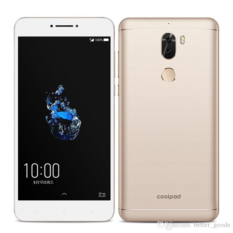 Original Coolpad Cool Play 6 4G LTE Mobile Phone 6GB RAM 64GB ROM  Snapdragon 653 Octa Core Android 5 0 5 5 FHD Fingerprint ID Cell Phone